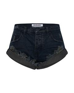 b156eaa28b340b Fox Black Bandits - Denim Shorts | OneTeaspoon